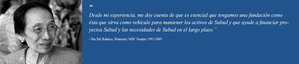 MSF Programs